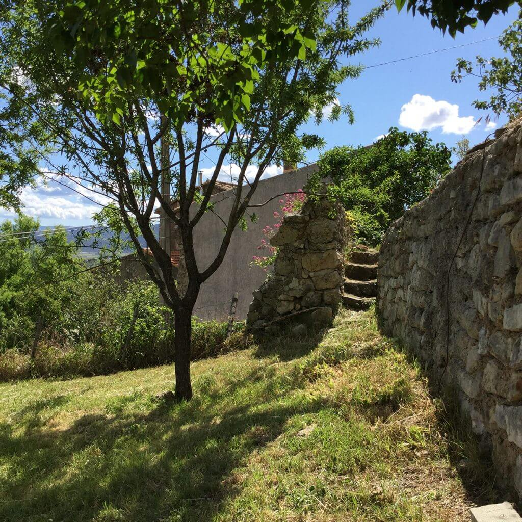Garten Provence maison de ville provence charming town house in seillons source d